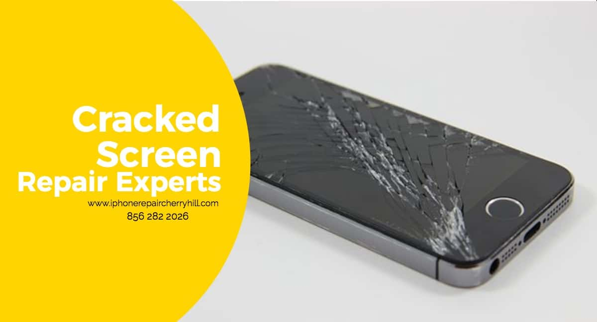 iPhone Screen Repair Haddon Heights